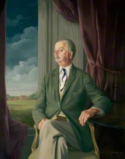 Lieutenant Colonel John Leicester Warren (1907–1975)