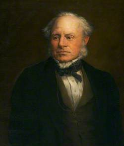 Sir Baldwin Leighton (1805–1871), Bt