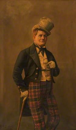 Edwin Brinsley ('Sheridan Brinsley') (1835–1890), Comedian