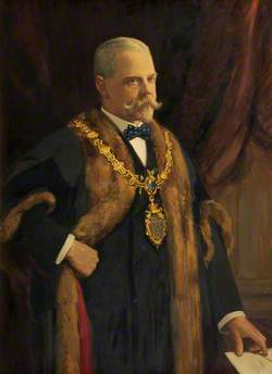 Henry Roberts, Mayor of Warrington (1899–1901)