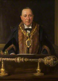 Austin Matthew Crowe, JP, Mayor of Warrington (1933–1935)