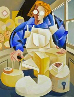 Cheese Woman