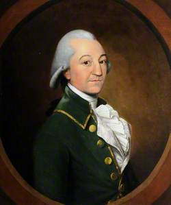 Nicholas Le Mesurier (1750–1827), in the Uniform of the Liberty Club