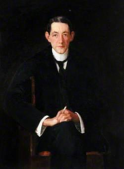 John Le Mesurier (1818–1903), MA