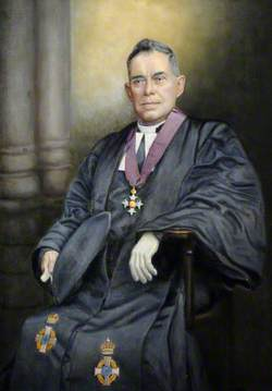 The Reverend Peter T. Mignot of Alderney (1863–1935), CBE