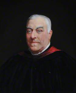 The Reverend John Oates (d.1897), MA, Headmaster of Elizabeth College (1868–1888)