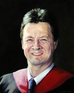 David Edward Toze (b.1953), MBE, MA, Headmaster of Elizabeth College (1998–2001)