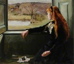 The Honourable Gladys Saumarez (1887–1975)