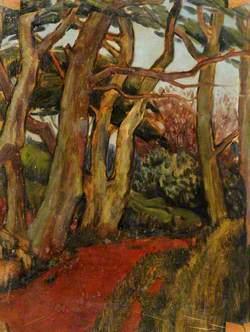 Path through the Trees*
