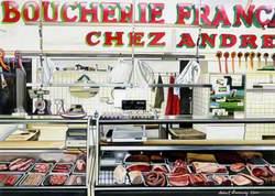 Butcher's Stall, 'Chez Andre'