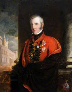 Major General Sir John Colborne (1778–1863), KCB, Lieutenant-Governor of Guernsey (1821–1827)