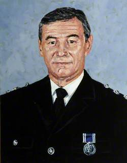 Richard Mauger, Chief Inspector of Guernsey Police, Died in Service 2 June 1995, Aged 50 Years