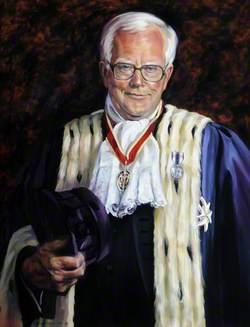 Sir Graham Martyn Dorey (b.1932), Kt, Bailiff of Guernsey (1992–1999)