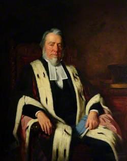 Sir Peter Stafford Carey (1803–1886), Kt, Bailiff of Guernsey (1845–1883)