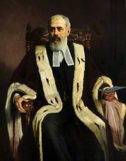 John de Havilland Utermarck (1818–1884), Bailiff of Guernsey (1883–1884)