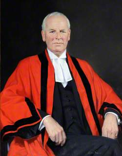 Cecil Stanley Harrison, CMG, OBE,  Bailiff of Jersey (1962)