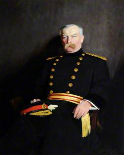Sir Norman Stewart, Son of Sir Donald Stewart, Commander in Chief of India