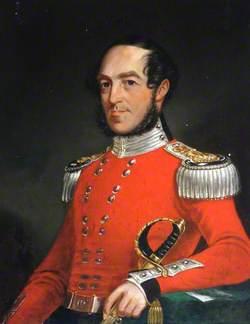 Lieutenant Colonel J. K. Pipon de Noirmont