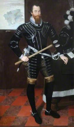 Sir Anthony Paulet (1562–1600)