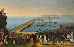 The Departure of Her Majesty Queen Victoria, 3 September 1846