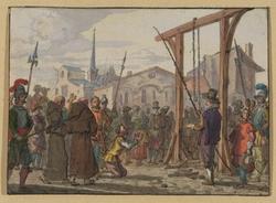 Martyrdom of Godefroy Van Hamel