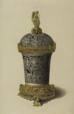 Niello Cup (in the British Museum)