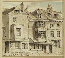 House in Little Queen Street, Holborn