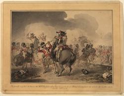 42nd Highlanders at Waterloo