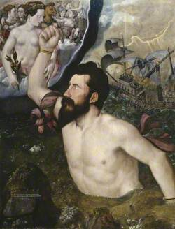 Allegorical Portrait of Sir John Luttrell