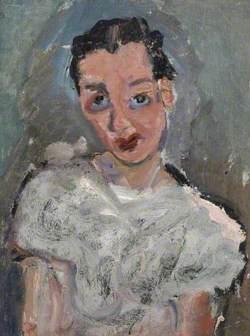 Young Woman in a White Blouse (Jeune femme à la blouse blanche)