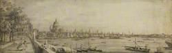 View from Somerset Gardens Looking towards London Bridge