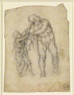 Aeneas and a Child