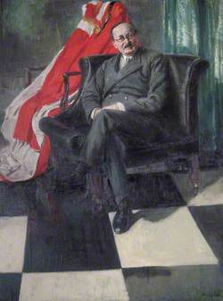 Lord Horder (1871–1955), FCVC, MD, FRCP, Physician to Five Successive British Monarchs (Edward VII to Elizabeth II)