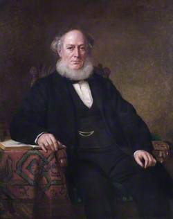 Matthew Marshall (1791–1873), Chief Cashier of the Bank of England (1829–1835)