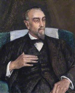 The Right Honourable Montagu Collet Norman (1871–1950), Governor of the Bank of England (1920–1944)