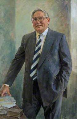 Sir Edward George (b.1938), Governor of the Bank of England (1993–2003)