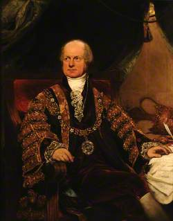 Samuel Birch (1757–1841), Lord Mayor of London (1814)