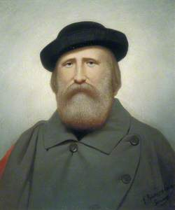 General Giuseppe Garibaldi (1807–1882)