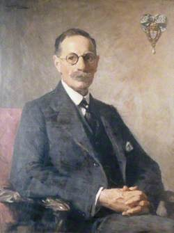 John William Dodson (1869–1933), 2nd Baron Lord Monk Bretton, Chairman of London County Council