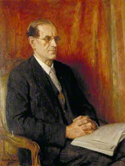 Sir Norman George Mollett Prichard (1895–1972), London County Councillor