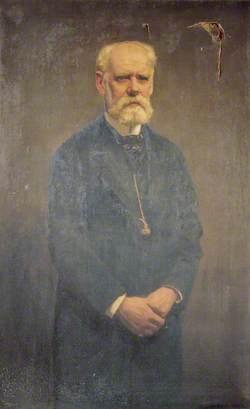 Sir Robert Mitton Hensley (1840–1912)