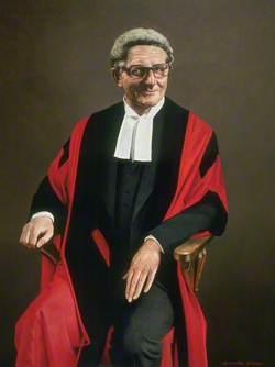 Sir James Miskin (1925–1993), Recorder