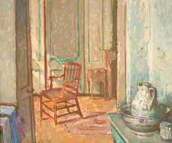 Interior at Portland Place, London
