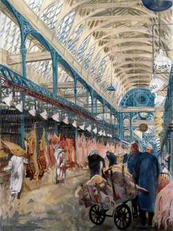 Smithfield Market, London