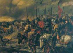 The Morning of the Battle of Agincourt