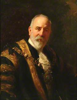 Sir William Treloar (1843–1923), Lord Mayor of London (1906)