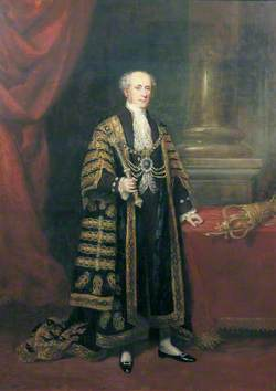 Colonel Samuel Wilson (1792–1881), Lord Mayor of London (1838)