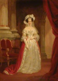 Mrs Wilson, née Jemima Lea, Lady Mayoress (1838)