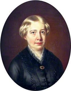 Fanny Keats (1803–1889), Sister of the Poet John Keats, in Old Age