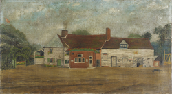 The 'Green Man Inn', Wembley, London